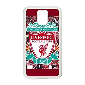 Liverpool Logo For Samsung Galaxy S5 I9600 Csae protection phone Case FX262286