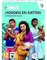 De Sims 4: Honden en Katten PC/MAC - Code in Doos - Add-On PC DVD