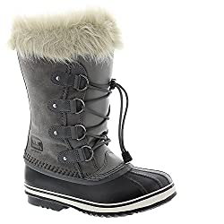 Sorel Youth Joan Of Arctic Boot Quarry 7