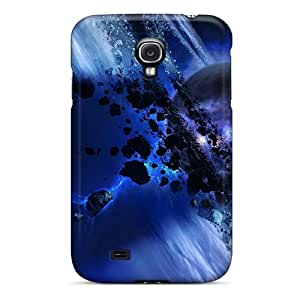 ChrismaWhilten Premium Protective Hard Cases For Galaxy S4- Nice Design - Space