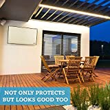 """Outdoor TV Cover 36"""", 38"""", 39"""" inch - Universal"""