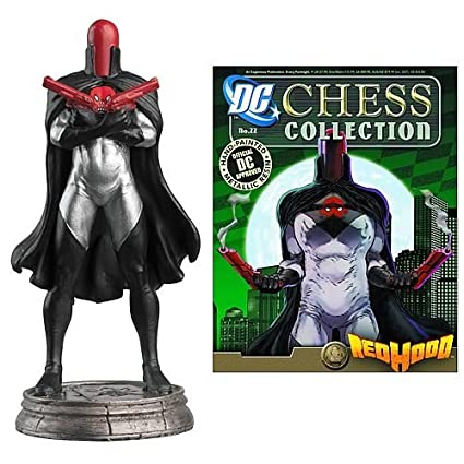 choose from the list Eaglemoss DC Chess Collection Magazine /& Figure Set 1