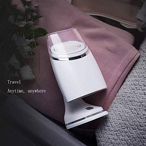 YZJL Mini Hang Ironing Machine Hand-held Ironing Household Steam Foldable clothes steamers