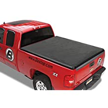 Bestop 18114-01 ZipRail Tonneau Cover for Ford 04-08 F150 Flareside; except Heritage model; 6.5' bed