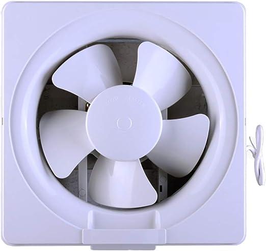Ventilador Extractor silenciosa Extractor Hogar Cocina Baño Sala ...