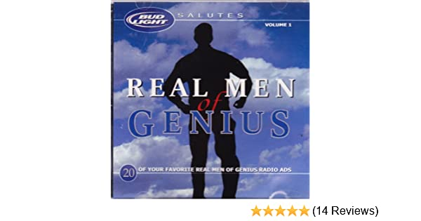 Amazon bud light salutes real men of genius vol 1 amazon bud light salutes real men of genius vol 1 0703789005869 david bickler pete stacker books aloadofball Gallery