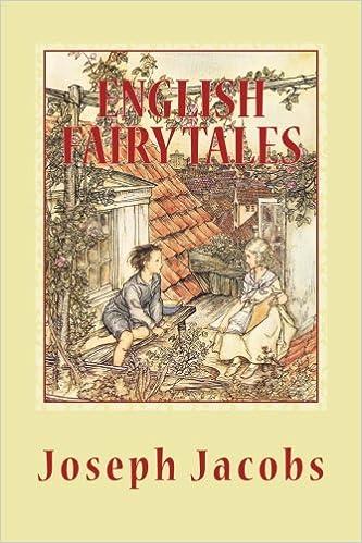 English Fairy Tales Book