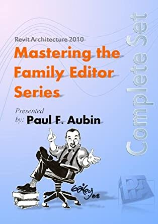 Amazon com: Revit Architecture Master the Family Editor Series