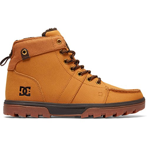 DC Woodland Boots UK 8 Wheat