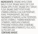 Earth's Best Whole Grain Mixed Grain Cereal Apple