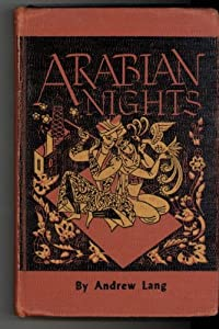Unknown Binding Arabian Nights By Andrew Lang Book