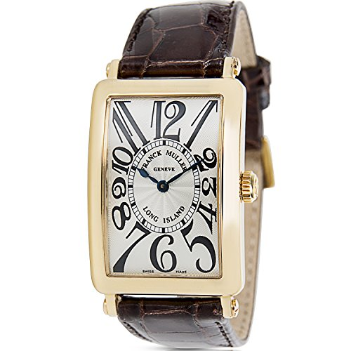 franck-muller-long-island-950-qz-unisex-watch-in-18k-yellow-gold-certified-pre-owned