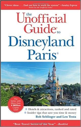 Help plan your trip 2019 Disneyland Paris Theme 2 Parks Guide Map ENGLISH