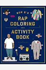 Bun B's Rapper Coloring and Activity Book Paperback