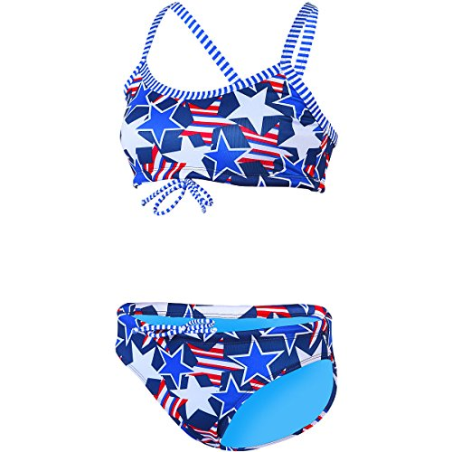Dolfin UGLIES WORKOUT TWO PIECE SWIMSUIT WOMENS GLORY-RED...