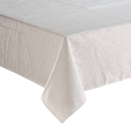 Miles Kimball Trends Deluxe Embossed PEVA Vinyl Table Pad - Cut to Fit (60x84)