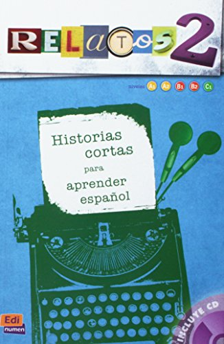Cambridge Spanish Relatos 2 + CD (Spanish Edition)