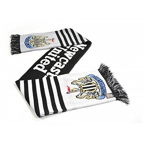 Newcastle United FC Scarf (One Size) (Wordmark)