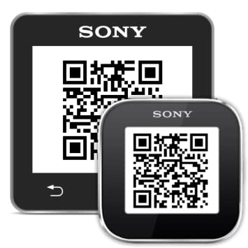 Amazon.com: Contact QR Codes for Sony SmartWatch 2: Appstore ...