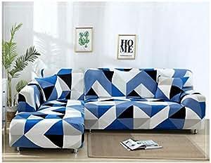 SFTZHA Fundas de Sofas elasticas, Protector de sofá 1 2 3 4 ...