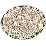 Ann Lee Design Seagrass Woven Fruit Basket
