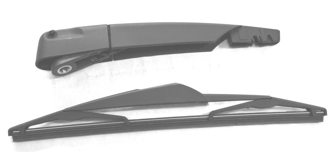 31 cm Exact fit Rear Wiper Blade and Wiper Arm RA556