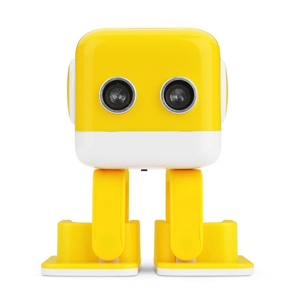 WomToy Remote Control Robots for Kids, Electronic Smart Robot for Learning Entertainment Infrared Induction APP Programming Learning Intelligent Entertainment Robot Toys Telling Stories (95-1) by WomToy (Image #2)