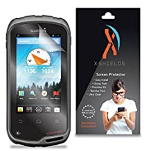 XShields© (4-Pack) Screen Protectors for Garmin Monterra GPS (Ultra Clear)