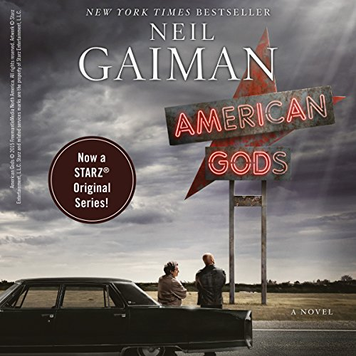 American Gods [TV Tie-In] cover