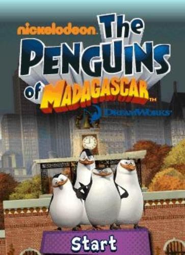 Amazoncom The Penguins of Madagascar Nintendo DS Video Games