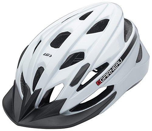 Louis Garneau Eagle Lightweight, Adjustable, CPSC Safety Certified Bike Helmet for Men and Women, ()