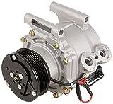 ac compressor trailblazer - AC Compressor & A/C Clutch For Chevy Trailblazer EXT & GMC Envoy XL - BuyAutoParts 60-00987NA New