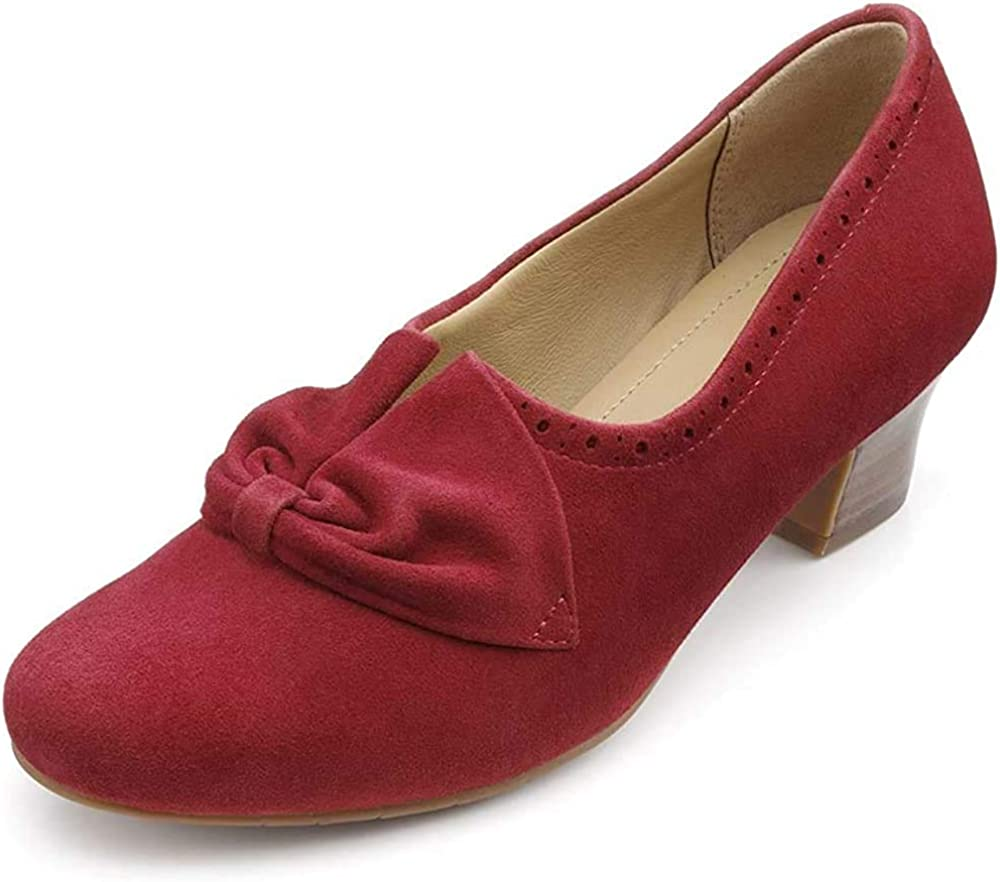 Hotter Women's Donna Closed Toe Heels