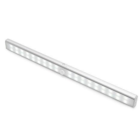 1byone barra de luz LED recargable y portátil con sensor de movimiento,Lámpara Nocturna Led