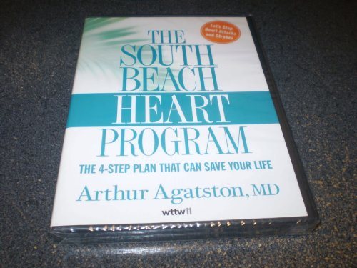 The South Beach Heart Program: The 4-Step Plan That Can Save Your - Beach Program Heart South
