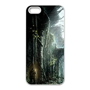Dark Souls iPhone5s Cell Phone Case White gift pp001_6315750