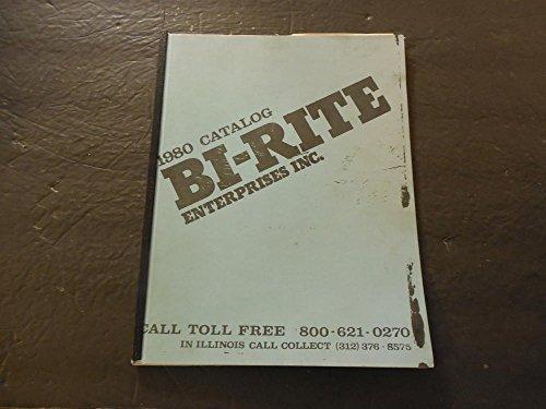 1980 Catalog Bi-Rite Enterprises Inc Chicago Ill