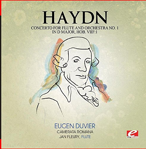 Haydn: Concerto for Flute and Orchestra No. 1 in D Major, Hob. VIIf:1