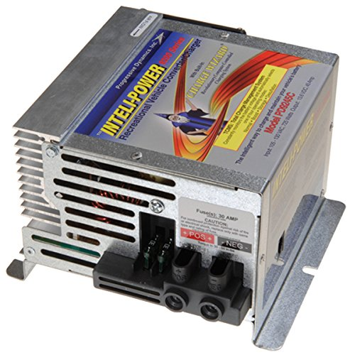 Progressive Dynamics PD9245CV Inteli-Power 9200 Series Converter/Charger with Charge Wizard - 45 Amp by Progressive International