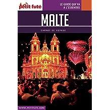 MALTE 2017 Carnet Petit Futé (Carnet de voyage) (French Edition)