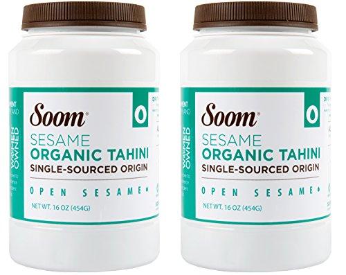ingredients in tahini dressing - 8