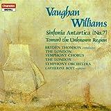 Ralph Vaughan Williams: Sinfonia Antartica (Symphony No. 7) / Toward the Unknown Region - Bryden Thomson