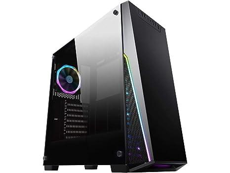 Amazon.com: Gaming de computadora PC de sobremesa ryzen 3,40 ...