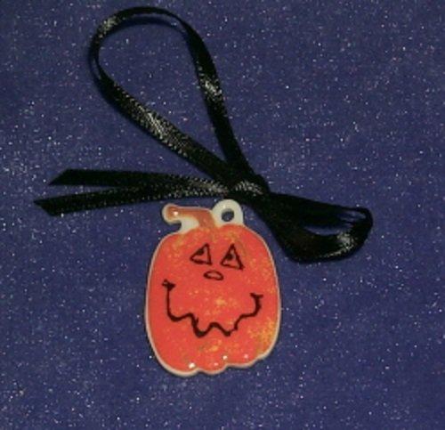 Longaberger Small Happy Halloween Tie On