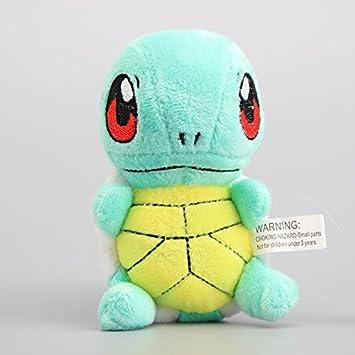 Pokemon Squirtle 4 Inch infantil peluche niños juguetes ...