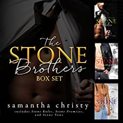 A top Kindle Unlimited series!Have you gotten STONED yet?Which brother will you choose?The over-protective private investigator, the recovering bad-boy movie star, the alluring ER doctor?These hot and sexy brothers will have you begging for m...