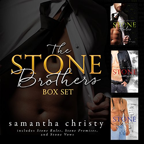 The Stone Brothers: A Complete Romance Series (3-Book Box ()