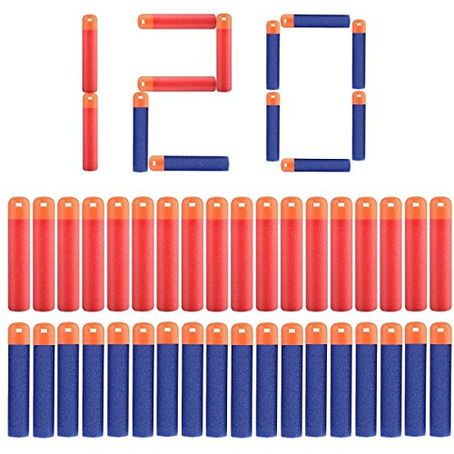 POKONBOY Darts Compatible with Nerf Guns - Mega Dart Refill