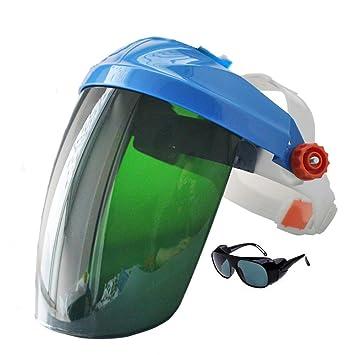 L Head-Wearing PC Soldadura Arco De Argón Máscara De Soldadura Cara Protectora Máscara Anti