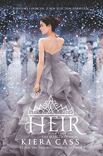 The Heir (The selection Book 4) cover